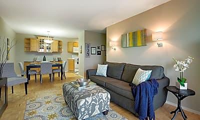 Living Room, The Edina Towers, 1