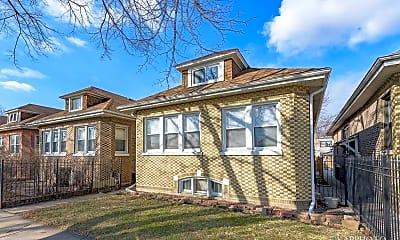 Building, 3344 S Hamilton Ave, 1