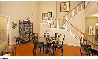 Dining Room, 2306 Wickham Terrace 2306, 2