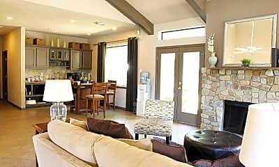 Living Room, Magnolia Terrace, 2