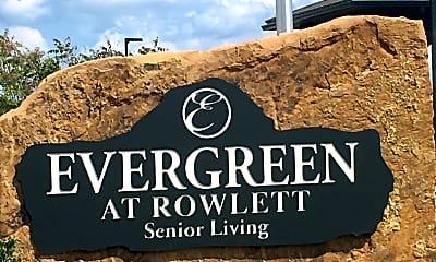 Evergreen Rowlett, 1