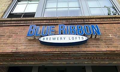 Blue Ribbon Lofts, 1