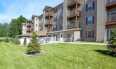 Building, Sweet Home Senior Apartments, 0