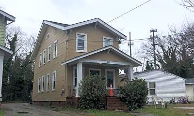Building, 827 W 41st St, 0