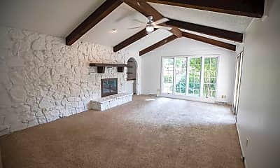 Living Room, 1416 E Camino Alto St, 1