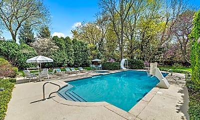 Pool, Showhomes, 2