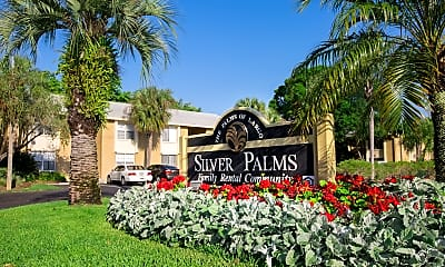 Silver Palms Apartments, 0