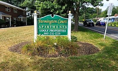 Farmington Court Apartments, 1