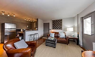 Living Room, Fatherland Flats, 0