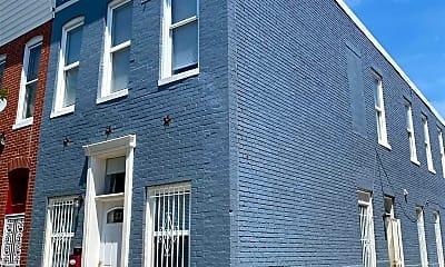 Building, 213 N Collington Ave, 0