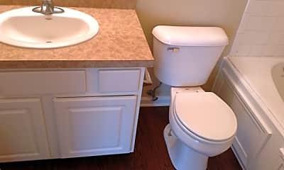 Bathroom, 6604 Greenspire Place, 2