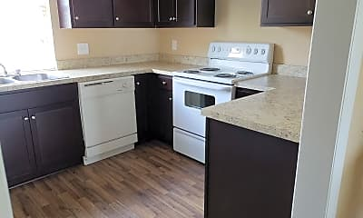 Kitchen, Heritage On The River, 2
