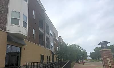 Old Town Coralville Apartment Building, 2