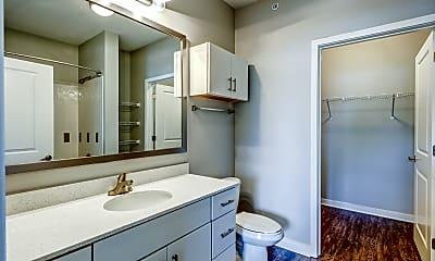 Bathroom, Asbury Flats, 2