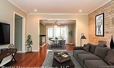 Living Room, 1533 Fairview St, 0