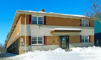 Building, Packard Glen Apartments, 1