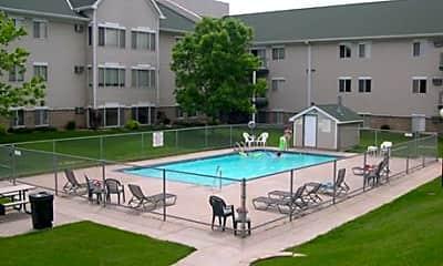 Pool, Summit Court Estates, 1