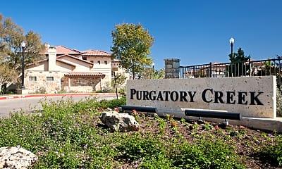 Community Signage, Sync at Purgatory Creek, 1