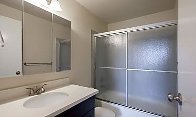 Bathroom, Lake View Apartments-Per Bed, 2