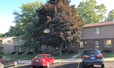 Forest Hills Cooperative Townhouses, 1