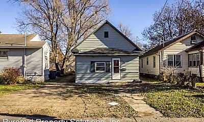 Building, 827 E 23rd St, 0