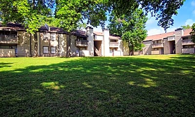 Building, The Park at Forest Oaks, 0