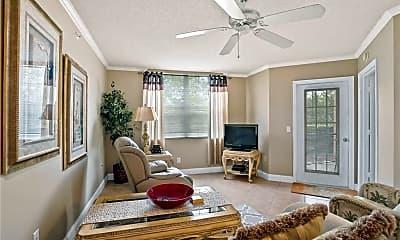 Living Room, 8635 River Homes Lane 2108, 1