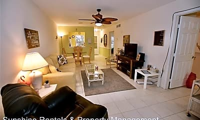 Living Room, 6300 South Pointe Blvd, 1