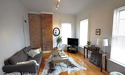 Living Room, 621 City Park Ave, 0