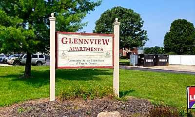 GLENNVIEW APARTMENTS, 1
