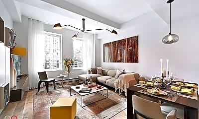 Living Room, 93 Worth St 904, 0