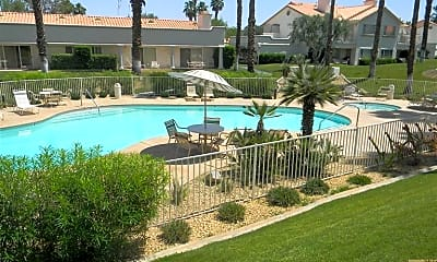 Pool, 160 Desert Falls Cir, 0