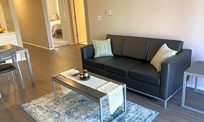Living Room, 905 S Locust St, 0