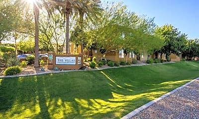 Community Signage, The Villas at Mountain Vista Ranch, 2