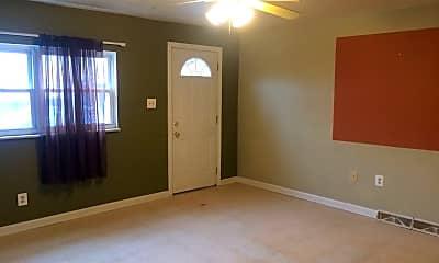 Living Room, 4709 Corday Way, 1