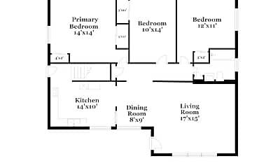 Building, 2569 Regina Ave, 1