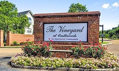 Community Signage, The Vineyard at Castlewoods, 0