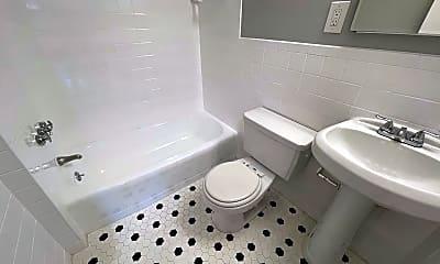Bathroom, 600 S Highland Ave, 2