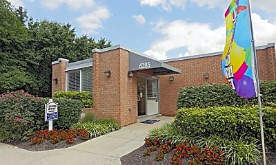 Leasing Office, New Carrollton Woods, 1