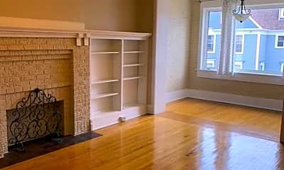 Living Room, 206 15th St, 1