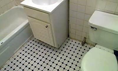 Bathroom, 425 E 66th St, 2