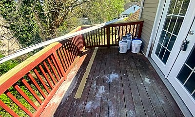 Patio / Deck, 4 Columbia Ave 2, 2