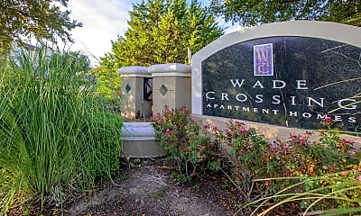 Community Signage, Wade Crossing, 0