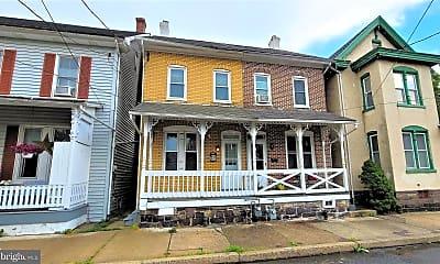 Building, 329 Jefferson St, 0