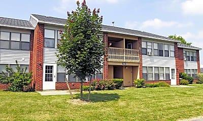 Building, Parkstead Clayton, 0