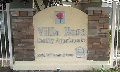 Villa Rose Apartments, 1