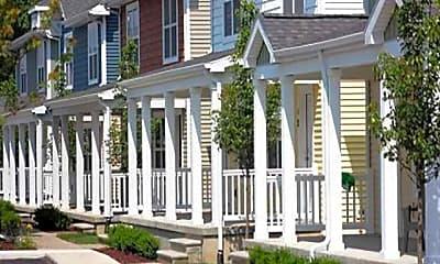 Building, Cottages at Chandler, 1