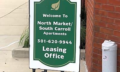 North Market/South Carroll Apartments, 1