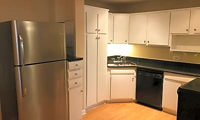 Kitchen, The Continental, 1