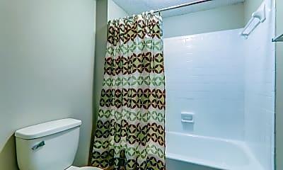 Bathroom, 513 Valley Apartments, 2